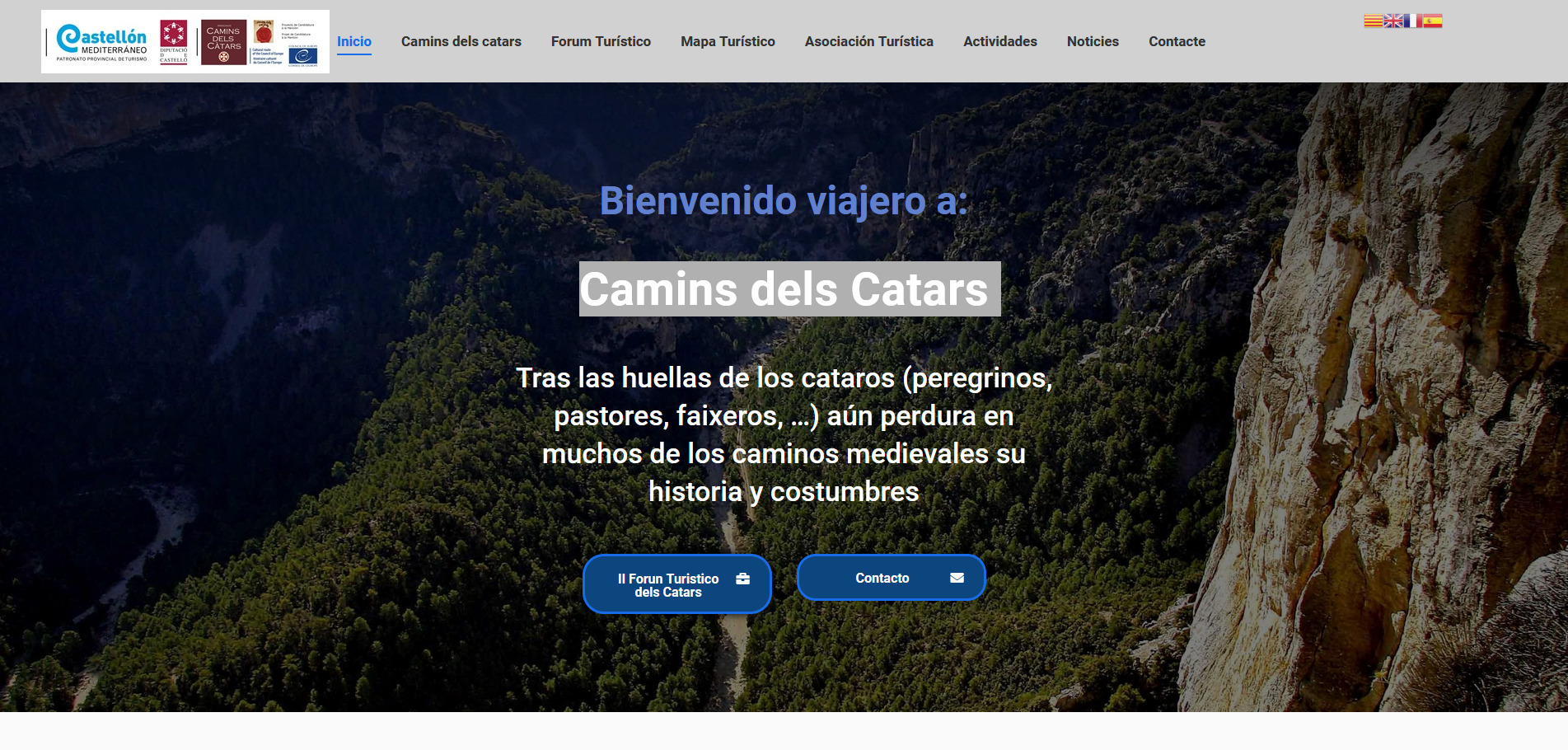 Web turistica